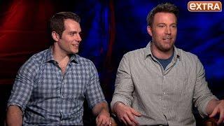 Henry Cavill Addresses James Bond Rumors & Ben Affleck Jokes About Carrying Matt Damon on