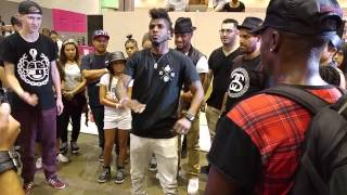 WOD LA 2015 | Cyrus'Glitch'Spencer | Cypher