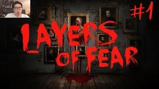 레이어스 오브 피어 : 인헤리턴스] 대도서관 공포게임 실황 1화 (Layers of Fear : Inheritance)