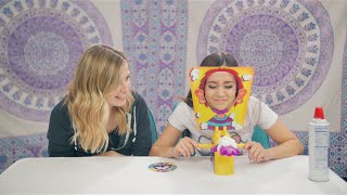 Pie Face Challenge - Megan Nicole ft. Anna Grace Barlow