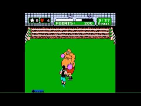 Mike Tyson's Punch-Out!! Tutorial for Speedrunning - King Hippo