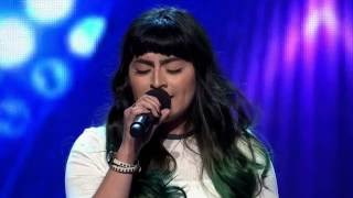 Chynna Taylor's performance of 'Amazing Grace' - The X Factor Australia 2016
