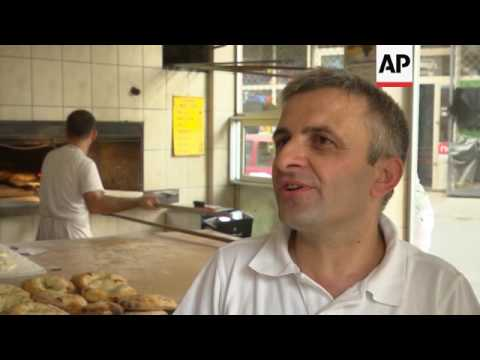 Xxx Mp4 Kosovo Bakery S Special Bread For Ramadan 3gp Sex