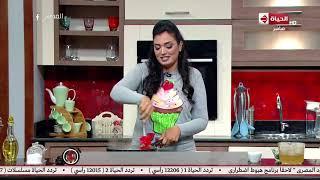 """المطبخ  - طريقة عمل """" طاجن السي فوود بالكريمة """" على طريقة الشيف أسماء مسلم"""