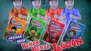 Iklan Permen Jagoan Neon Benar Benar Jagoan 30s