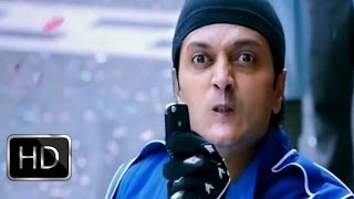 Housefull 3 Comedy Scenes Ritesh Deshmukh Car Racing | Bollywood Movies