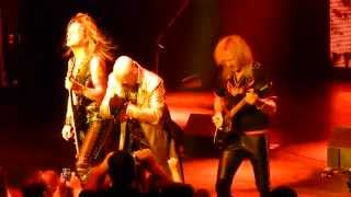 """Redeemer of Souls"" Judas Priest@Harrahs Concert Venue Atlantic City 10/10/14"