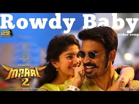 Xxx Mp4 Maari 2 Rowdy Baby Video Song Dhanush Sai Pallavi Yuvan Shankar Raja Balaji Mohan 3gp Sex