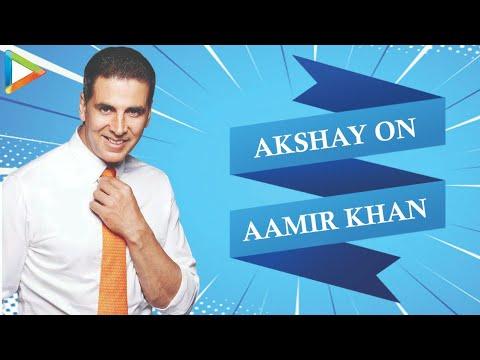 It'll be an honour to work with Aamir Khan - Akshay Kumar