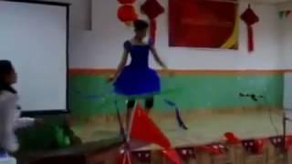 Simran shahi   Program for Chinese