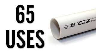 65 Amazing Uses for Plastic PVC Pipes