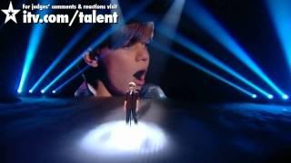 Ronan Parke - Britain's Got Talent Live Final - itv.com/talent - UK Version