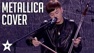 Nothing Else Matters... But Metallica! | Incredible Metallica Cover on Got Talent!