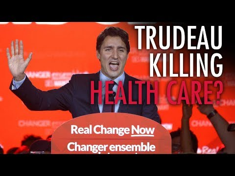 Doctors: Trudeau's corporate tax changes will put healthcare at risk