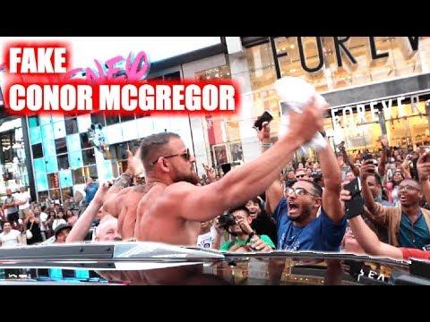 Xxx Mp4 Fake Conor McGregor Pranks New York City 3gp Sex