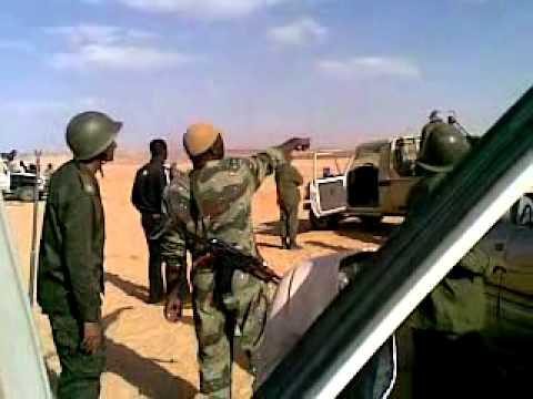 اللواء الساعدي معمر القدافي آمر قوات المقاومة بزحف للتحرير
