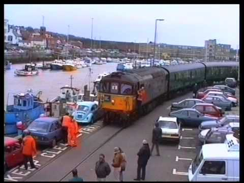 Weymouth Harbour Branch Quay Tramway
