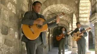 TRIO AYACUCHO / Huerfano pajarillo (wayno)