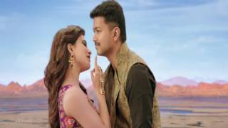 Theri chella cutie song in 1080p hd song