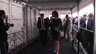 Festival de Cannes 2012 : Damon Albarn at the BROKEN movie premiere