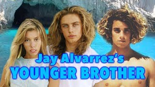 Jay Alvarrez's Younger Brother... Timmy