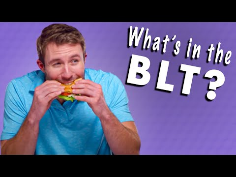 Will it BLT Bacon Soda Bacon Gummy Bacon Cotton Candy and More