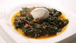 Kıymalı Ispanak Yemeği Tarifi | Ispanak Yemeği Nasıl Yapılır