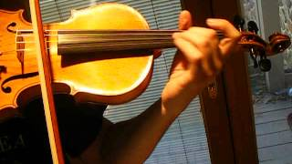 AVE MARIA, Antique French Violin C.1900, Paris, Solo Sound Sample, Listen to How it Sounds