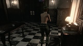 Resident Evil Remaster HD: Nude MODS + How to + MEGA Links