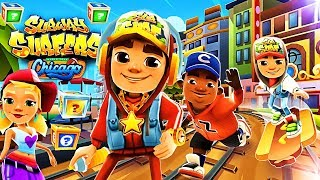 Subway Surfers World Tour 2018 : Chicago   Gameplay For Children   Videos For Kids