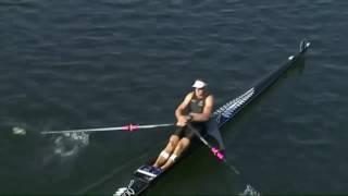 Jhonatan Esquivel REMO individual - (UY, 3er puesto) Olimpiadas Rio 2016