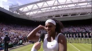 Serena  Williams 2015 Wimbledon Victory Speech