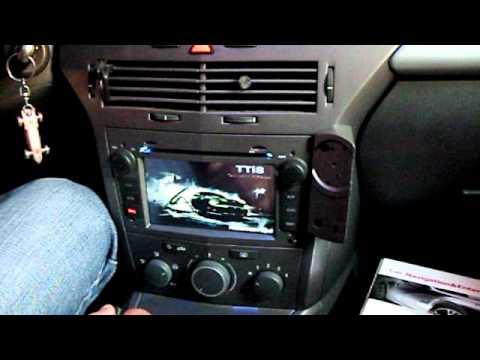 car media.ro DVD AUTO DEDICAT OPEL TTI 8919