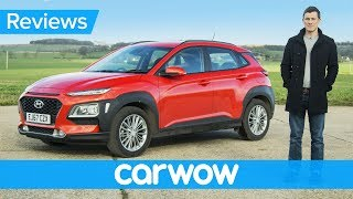 Hyundai KONA SUV 2019 review  | Mat Watson Reviews