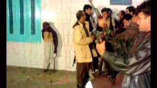 Firing at zeeshan haider JACKY marriage shadi