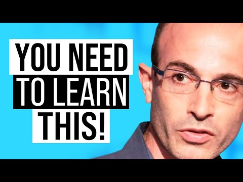 The 2 Most Important Skills For the Rest Of Your Life Yuval Noah Harari on Impact Theory