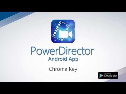 Xxx Mp4 Using Chroma Key To Edit Green Screen Video PowerDirector Video Editor App 3gp Sex
