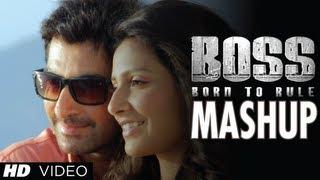 BOSS Mashup Video | Jeet & Subhasree | Blockbuster Bengali Movie 2013