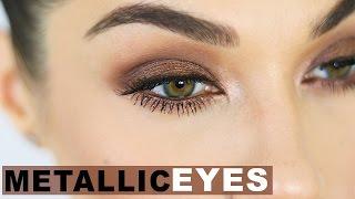 Bronze Metallic Eyes | Eman
