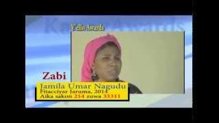Best Actress | JAMILA UMAR NAGUDU hausa