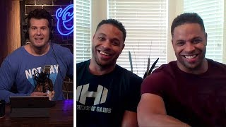 Hodge Twins Talk Political Correctness! | Louder With Crowder