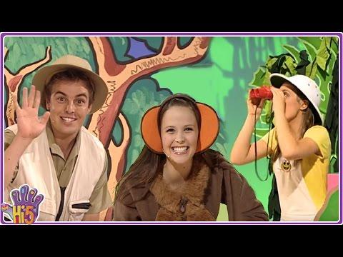 On Safari Hi 5 Season 11 Episode 1 Kid Videos