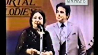 Noor Jahan Live, After 35 year Noor jahan Come In India. part 1 flv