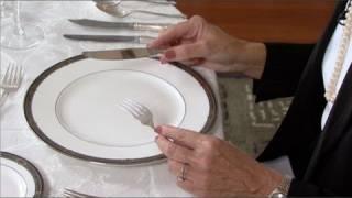 Dining Etiquette For Beginners