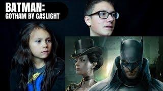 BATMAN: GOTHAM BY GASLIGHT Official Trailer