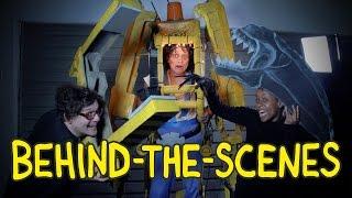 Aliens Power Loader Scene - Homemade Behind the Scenes