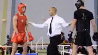 sanda idf - 01 2013 - kevin lim vs thomas nguyen