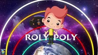 Rolly Polly Rolly Polly - Kids Nursery Rhymes Rolly Polly Slow & Fast Version With lyrics