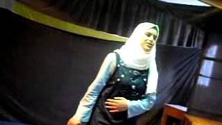 الطالبة ندى فشوان - مدرسة حراز الابتدائية - ادارة ادكو التعليمية