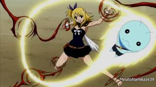 Lucy Vs Flare AMV -  Linkin Park - What I've Done